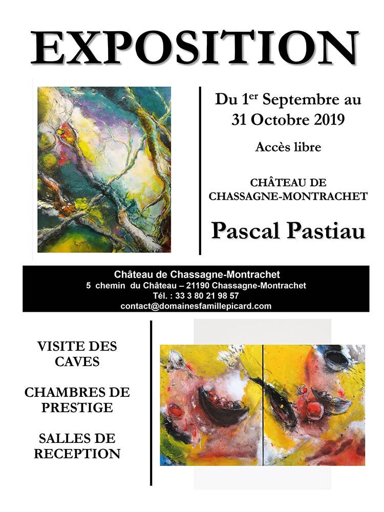 Exposition peinture pascal pastiau